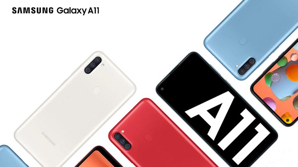 Samsung Galaxy A11 chính hãng tại Minmobile