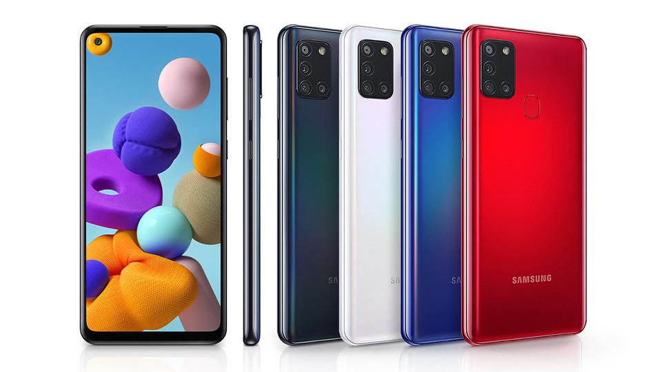 Samsung Galaxy A21s giá rẻ