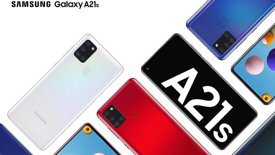 Samsung Galaxy A21s chính hãng tại Minmobile