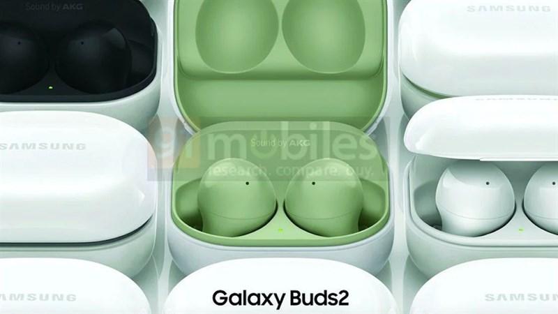 Tai nghe Galaxy Buds 2