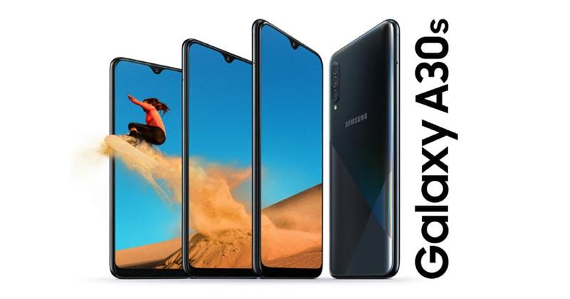 Galaxy A30s chính hãng, giá rẻ