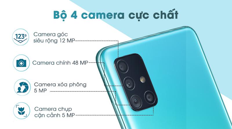 Samsung Galaxy A51 chính hãng tại Minmobile