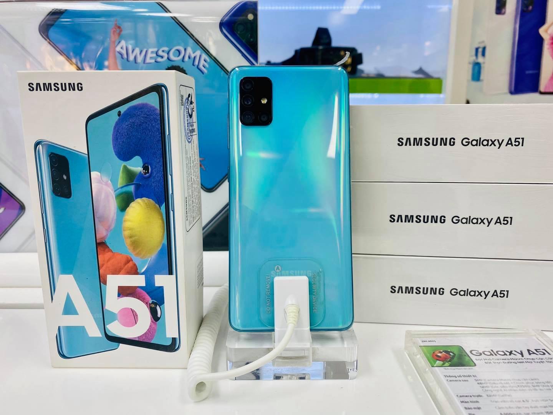 Samsung Galaxy A51 chính hãng giá rẻ tại Minmobile