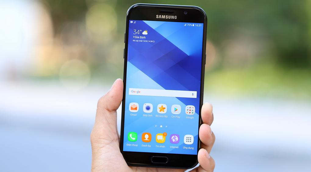 Màn hình Galaxy A7 2017