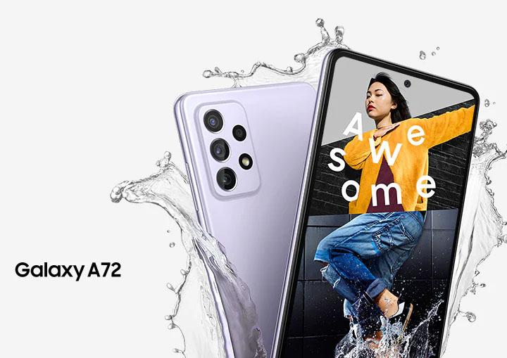 Samsung Galaxy A72 chính hãng
