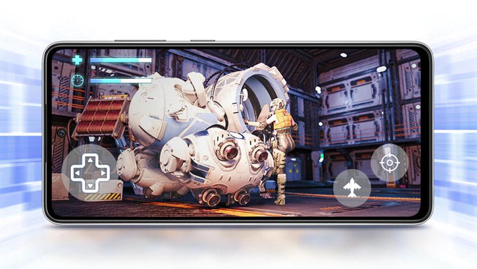 Cấu hình Samsung Galaxy A72