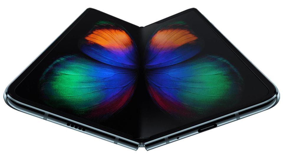 Màn hình chính Galaxy Fold 5G xách tay Hàn