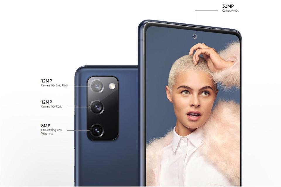 Camera Galaxy S20 FE