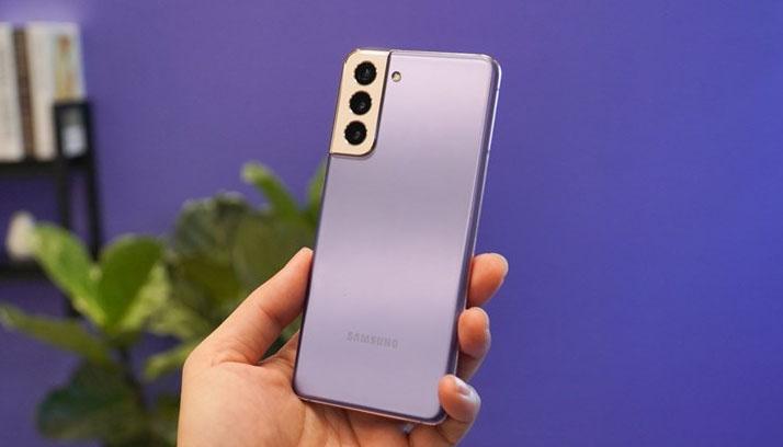 Camera trên Galaxy S21 5G