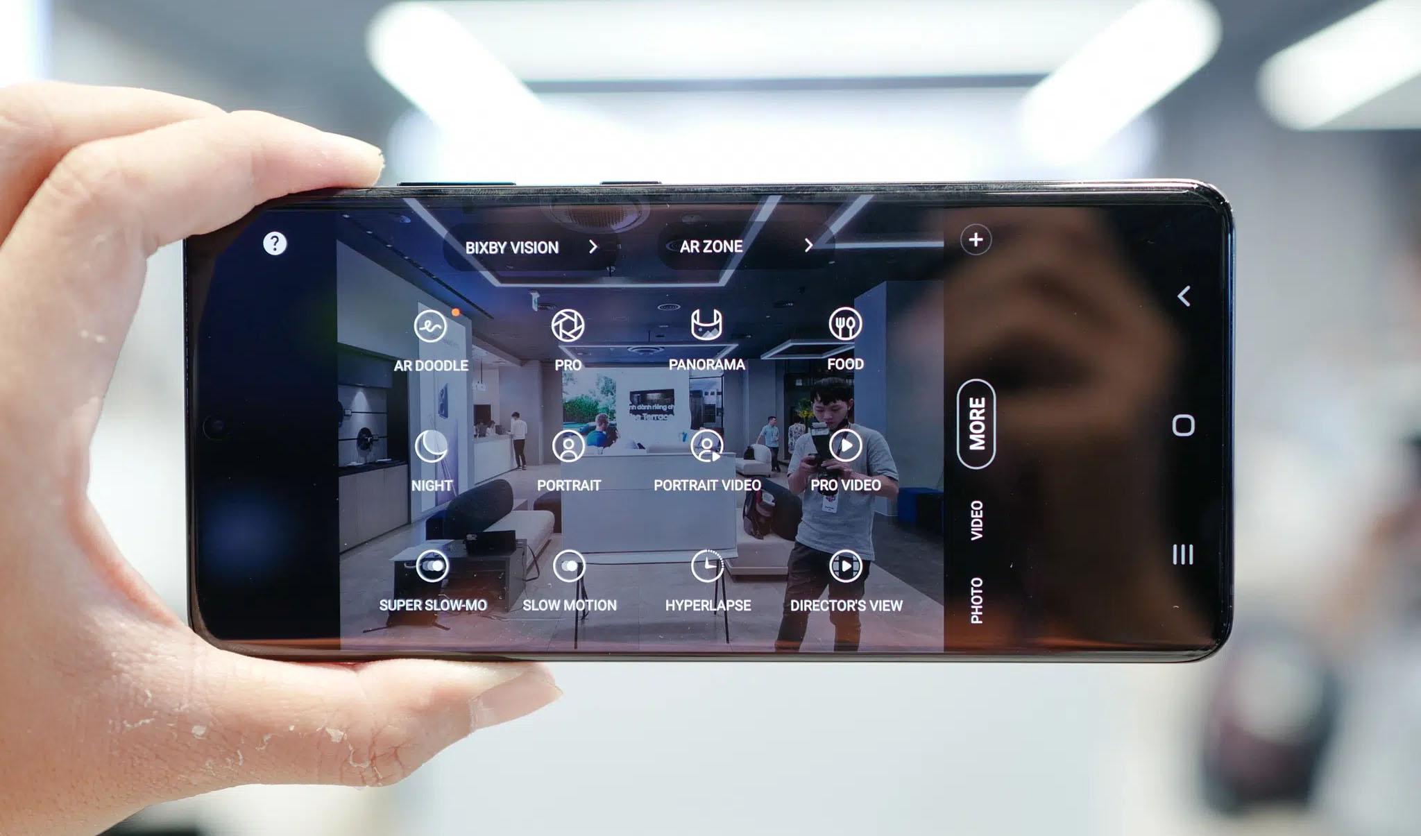 Tính năng camera trên Galaxy S21 5G chính hãng Việt Nam