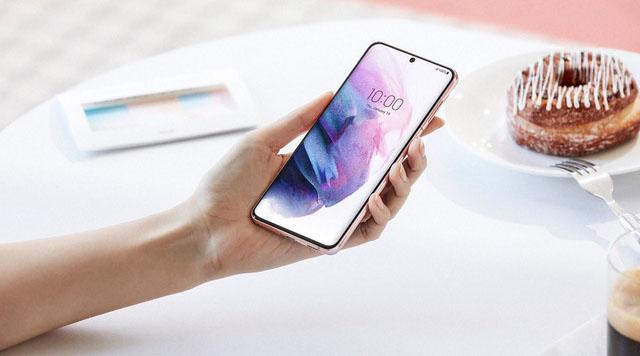 Hiệu năng Galaxy S21 Ultra chính hãng