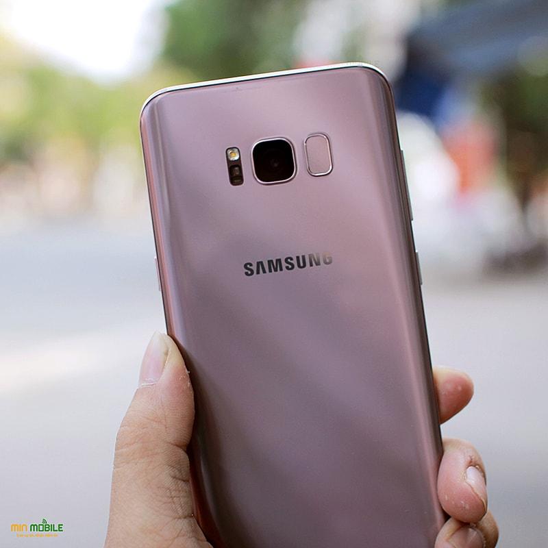 Mua trả góp điện thoại Galaxy S8 Plus giá rẻ