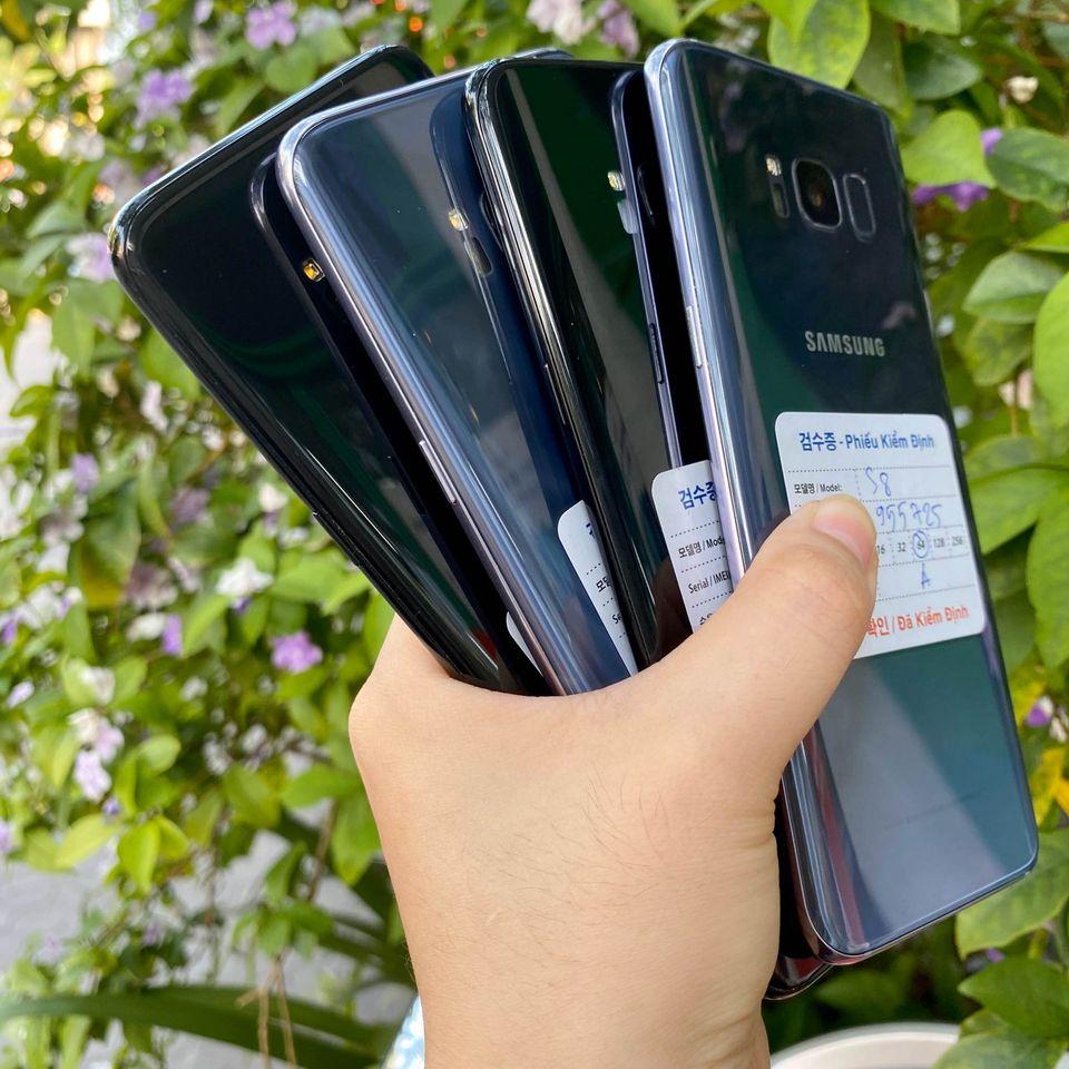 Samsung Galaxy S8 chính hãng tại minmobile