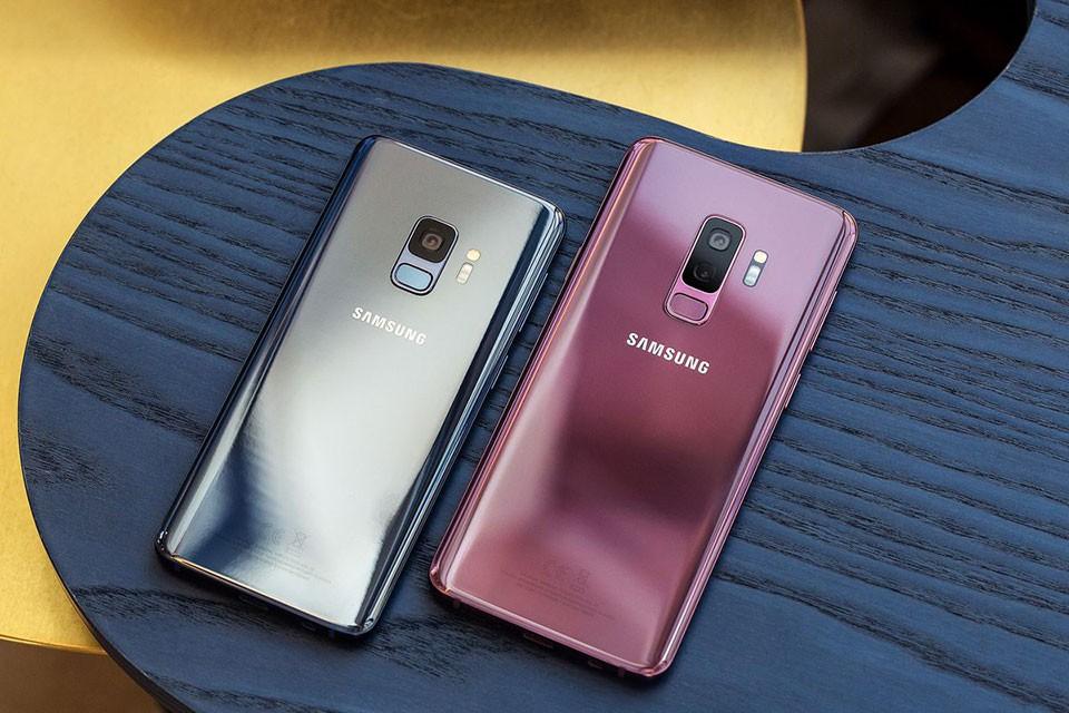 So sánh Galaxy S9 và Galaxy S9 Plus