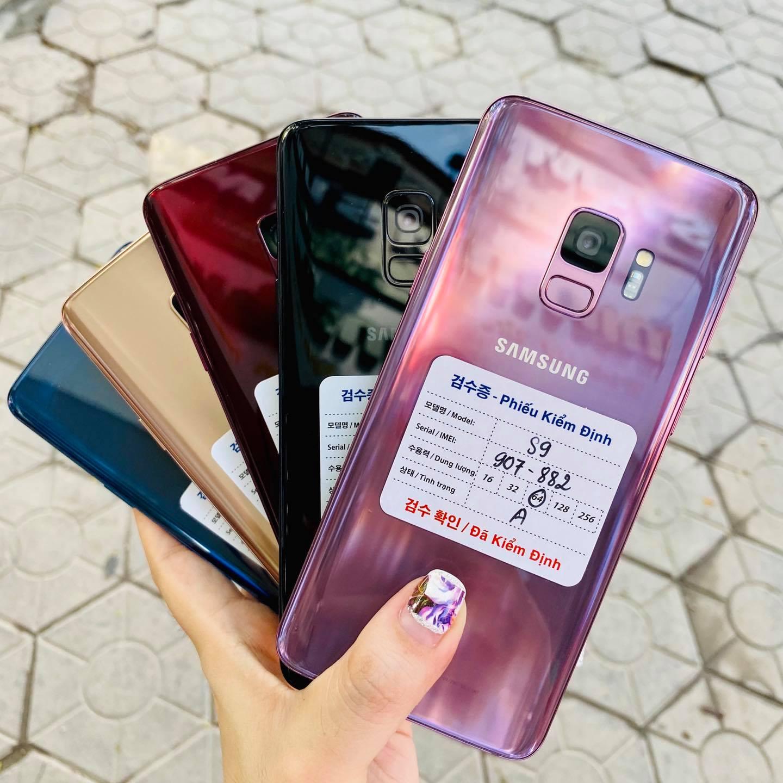 Điện thoại Samsung Galaxy S9 giá rẻ