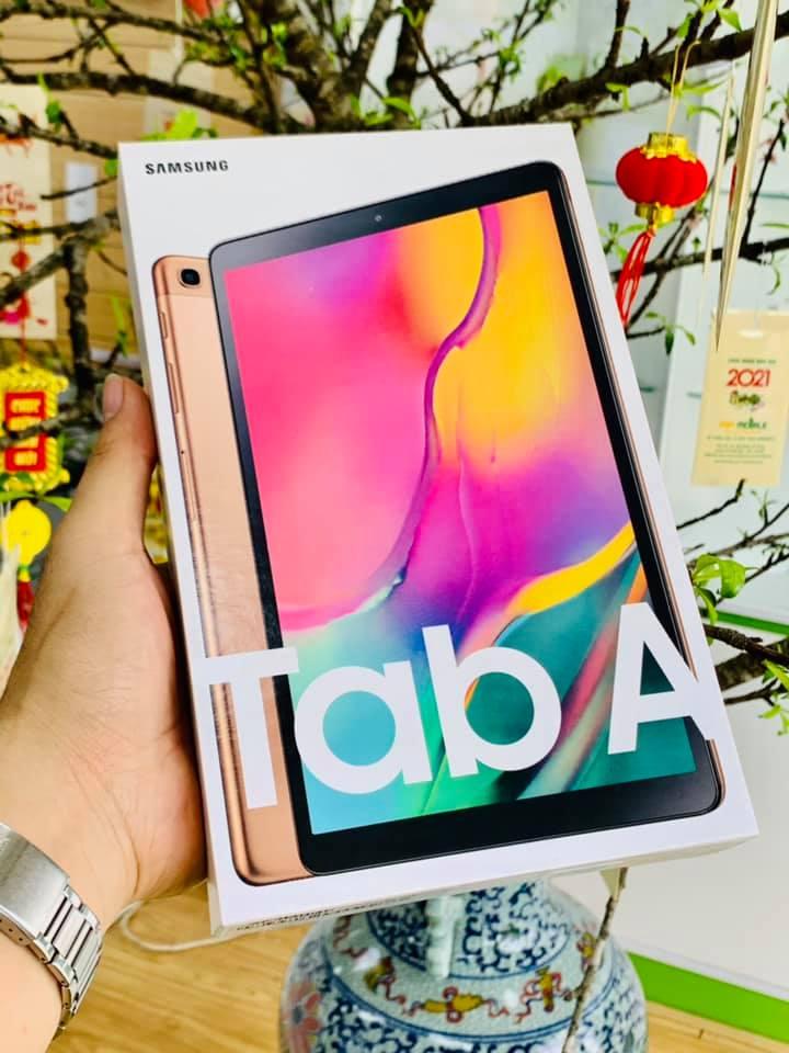 Galaxy Tab A 10.1 chính hãng giá rẻ tại MinMobile