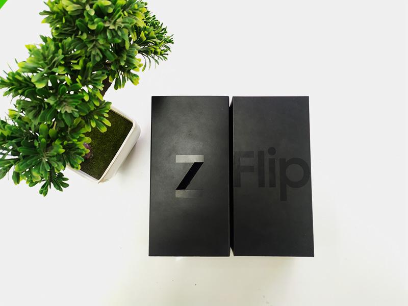 Samsung Galaxy Z Flip đang có sẵn hàng tại MinMobile