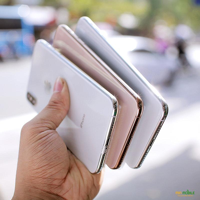 iPhone XS Max cũ đẹp như mới tại MinMobile