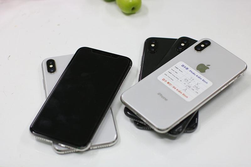 Iphone X giá rẻ tại Hải Phòng