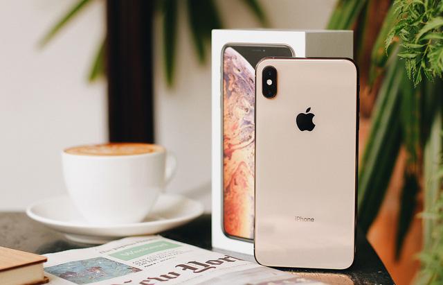 iPhone XS Max xách tay tại Hải Phòng