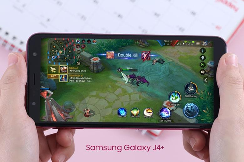 Galaxy J4 Plus giá rẻ tại Minmobile