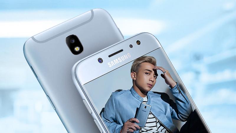 Camera Galaxy J7 Pro chính hãng