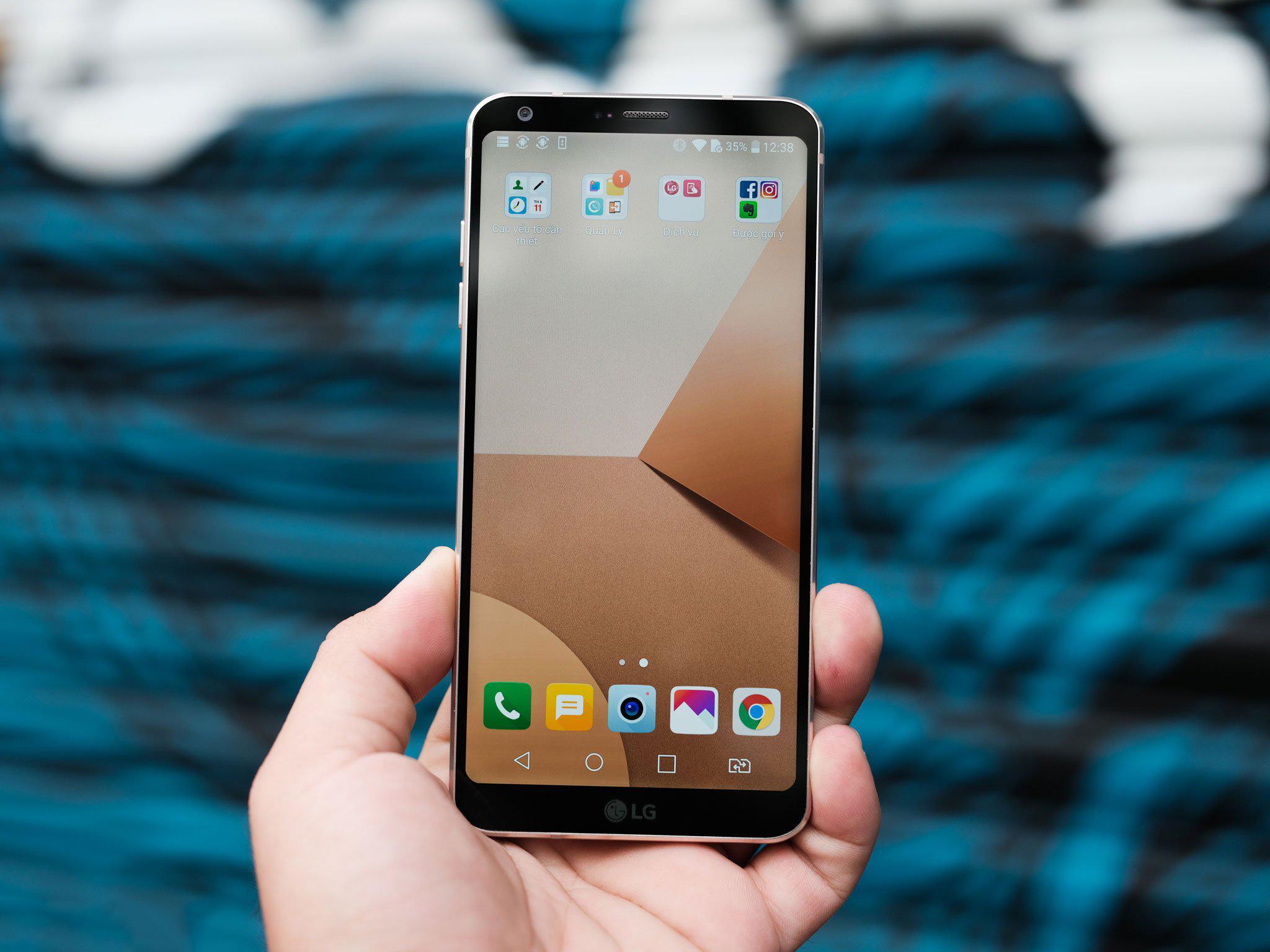 Màn hình LG G6 Plus