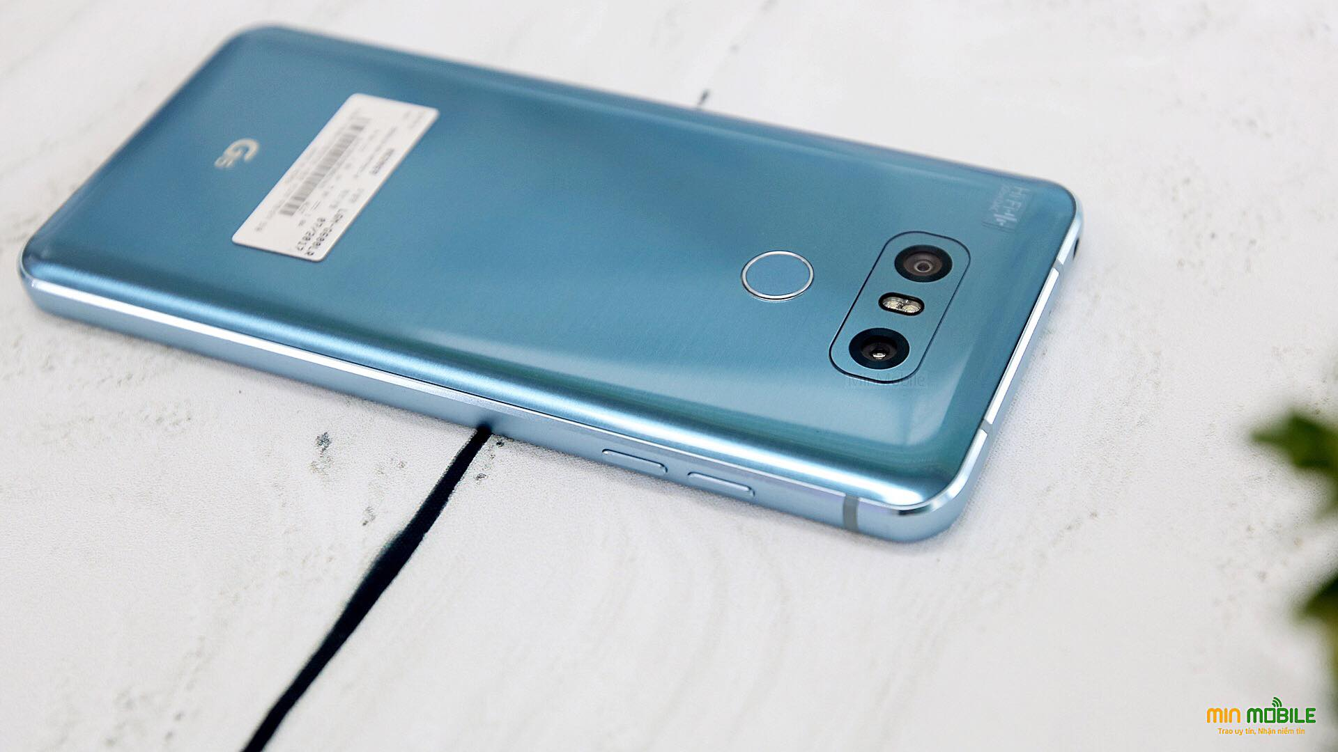 Camera LG G6 ThinQ cũ