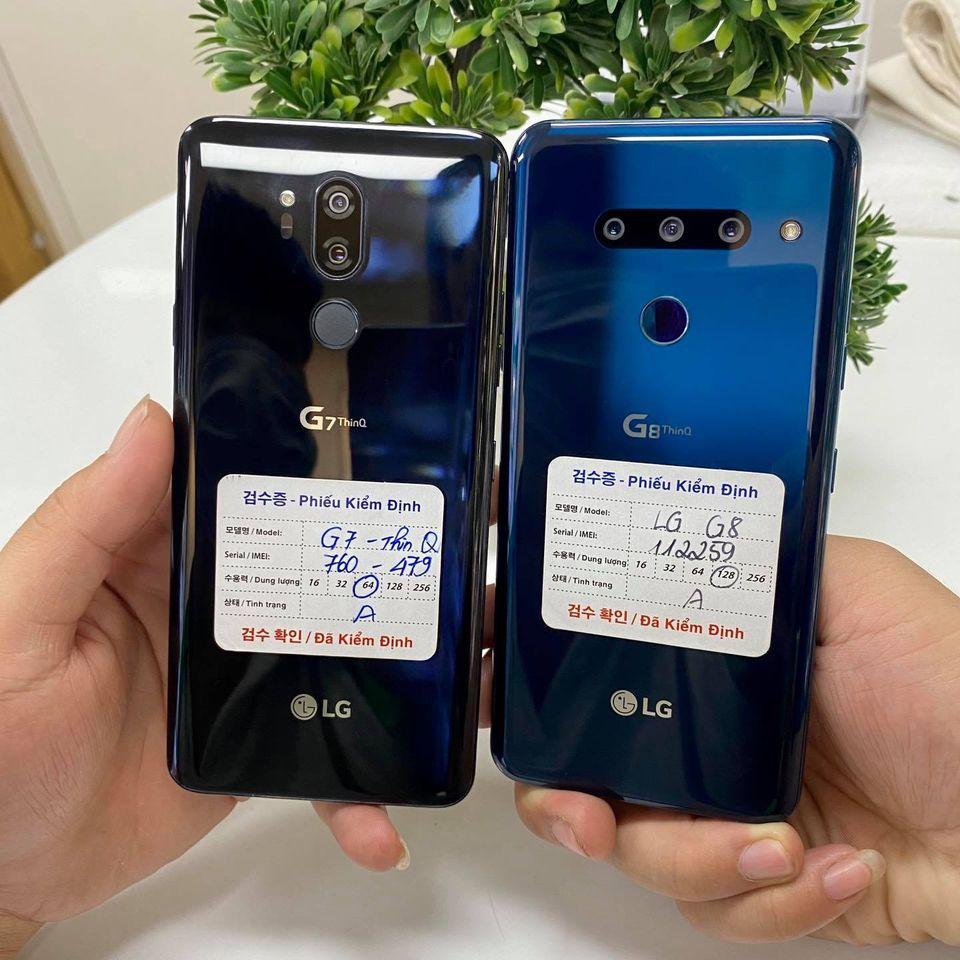 LG G8 ThinQ cũ giá rẻ