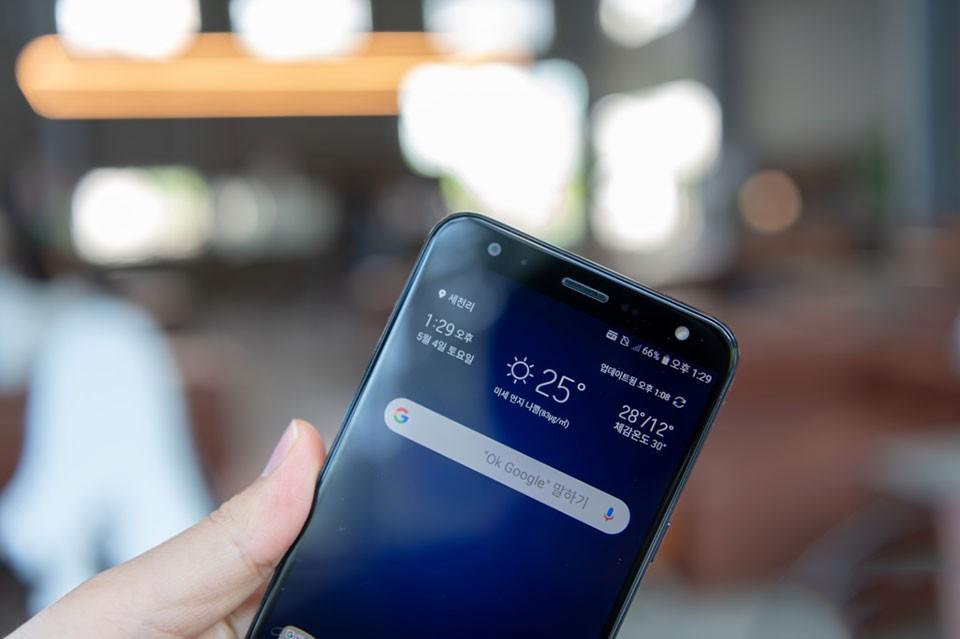 Màn hình của LG X4