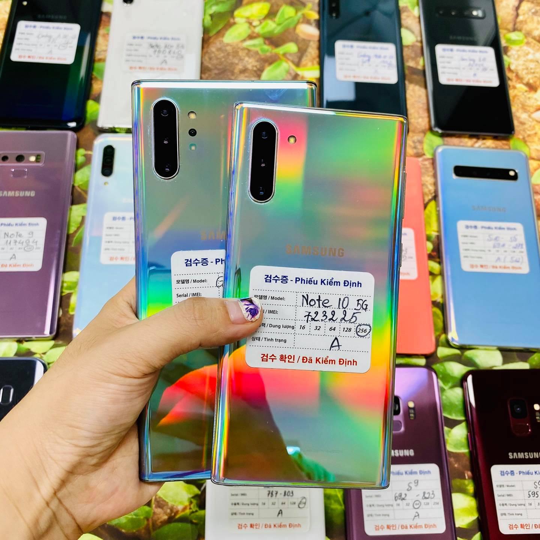 Mua điện thoại Samsung Galaxy Note 10 giá rẻ