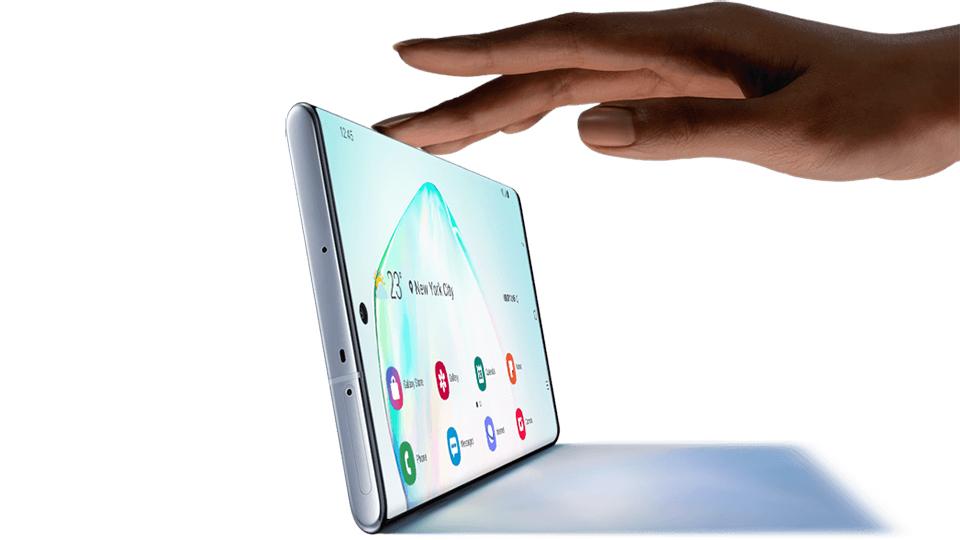 Samsung Galaxy Note 10 minmobile