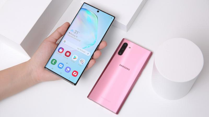 Samsung Galaxy Note 10 chính hãng