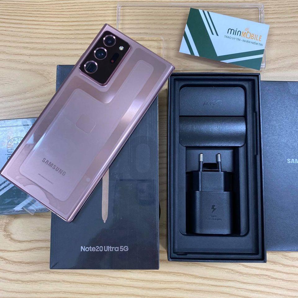 Samsung Galaxy Note 20 Ultra 5G tại Hải Phòng
