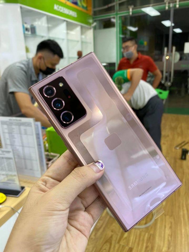 Galaxy Note 20 ultra 5G xách tay hàn quốc