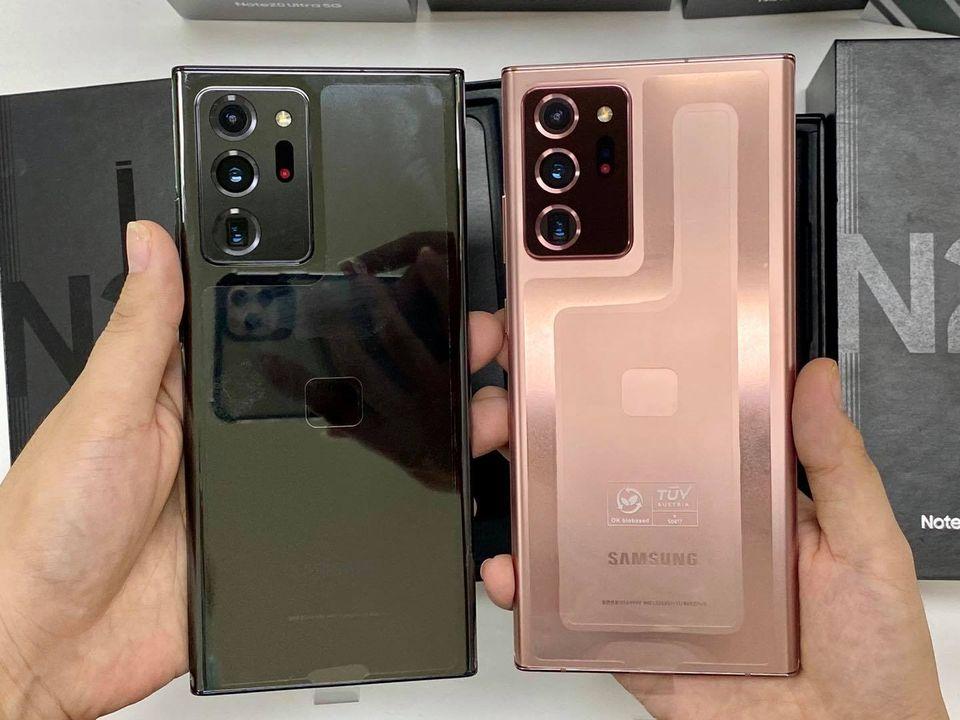 Samsung Galaxy Note 20 Ultra Minmobile Hải Phòng
