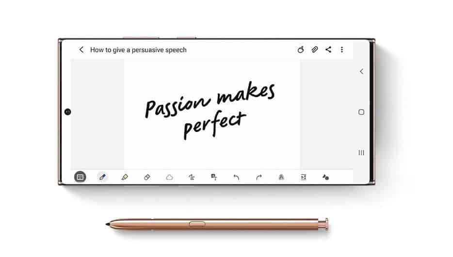 Bút S Pen Samsung Galaxy Note 20