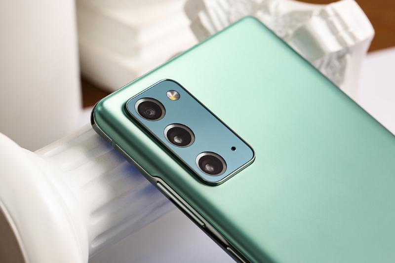 Camera Galaxy Note 20 5G Hàn Quốc