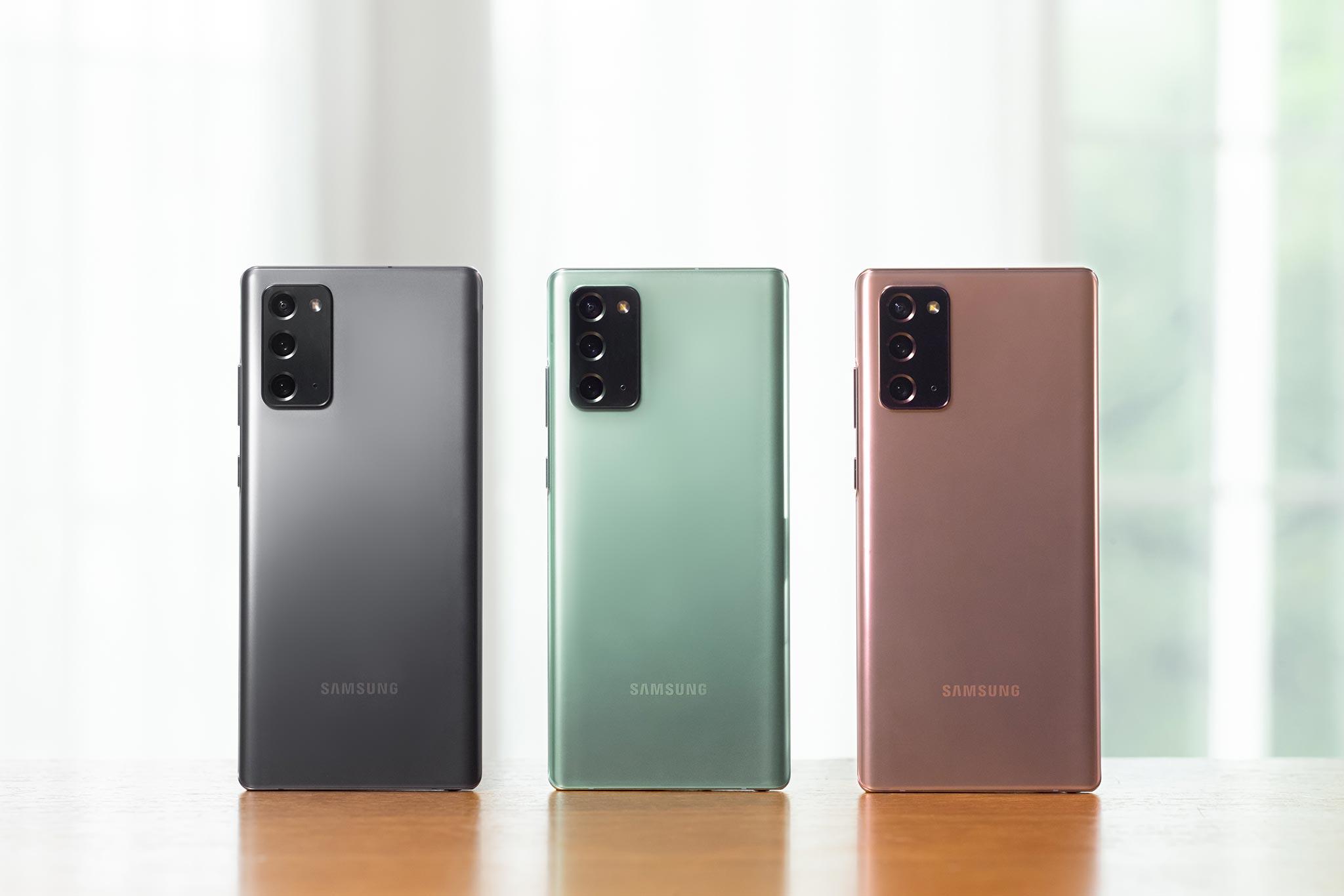 hiệu năng Galaxy Note 20 5G xách tay Hàn Quốc