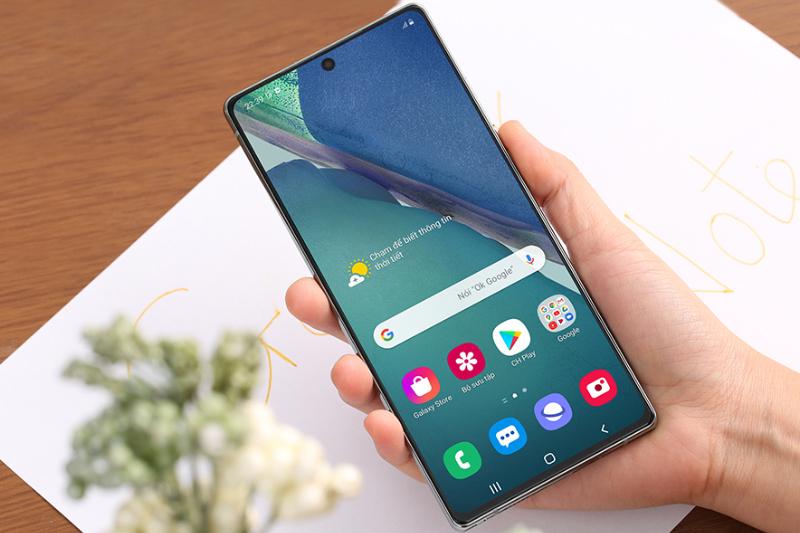 Mua Galaxy Note 20 5G Hàn Quốc tại Hải Phòng