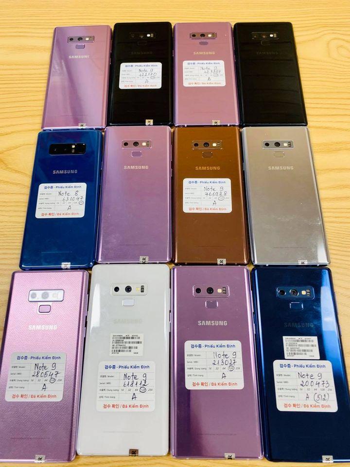 Samsung Galaxy Note 9 Cũ 99% giá rẻ tại Minmobile