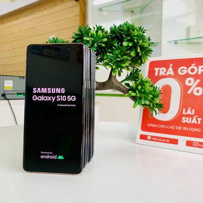 Mua trả góp Galaxy S10 5G 0% lãi suất