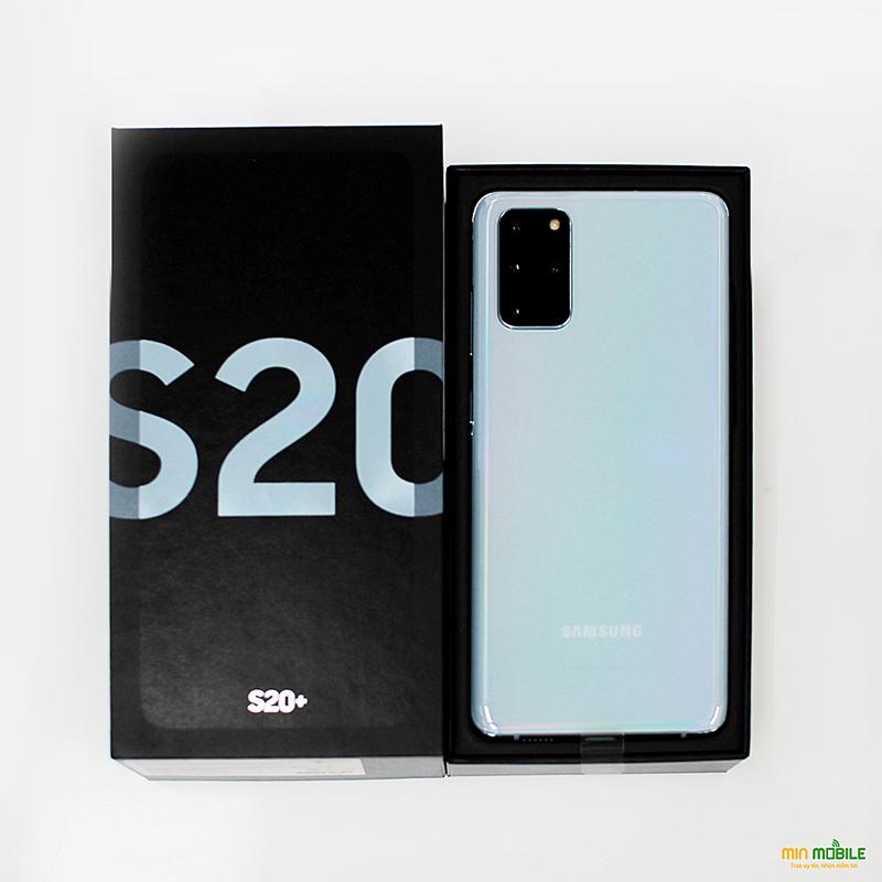 Mua điện thoại Galaxy S20 Plus giá rẻ tại MinMobile