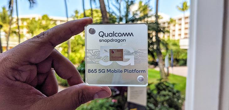 Galaxy S20 Ultra 5G Chip Snapdragon