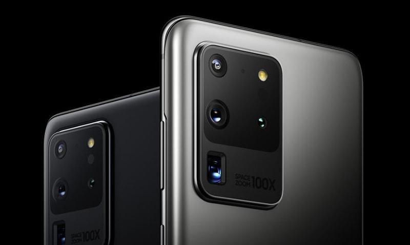 Camera Samsung Galaxy S20 Ultra 5G