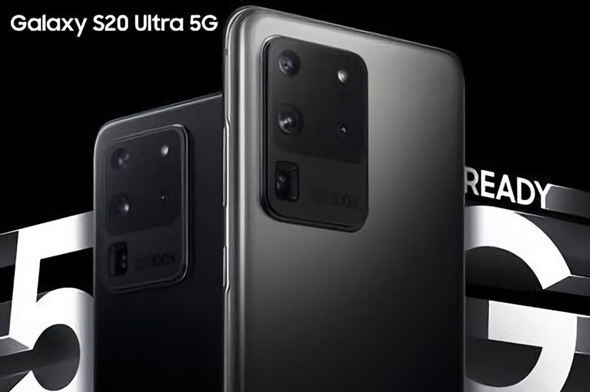 Galaxy S20 Ultra 5G xách tay hàn quốc