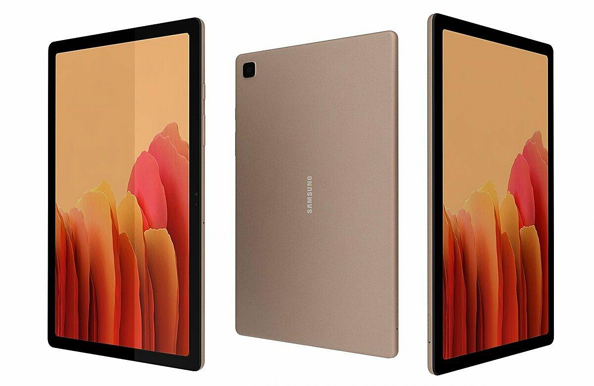 Màn hình máy tính bảng Galaxy Tab A7 chính hãng tại Minmobile