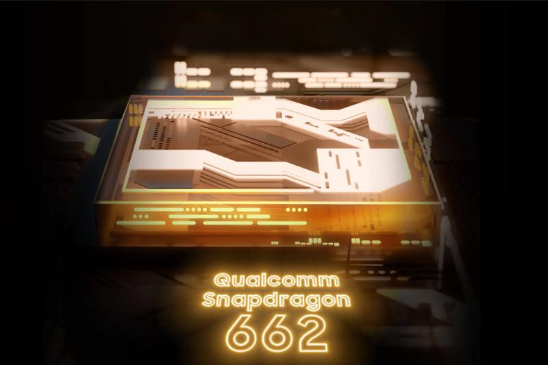 chip snapdragon 662 của galaxy Tab A7 chính hãng