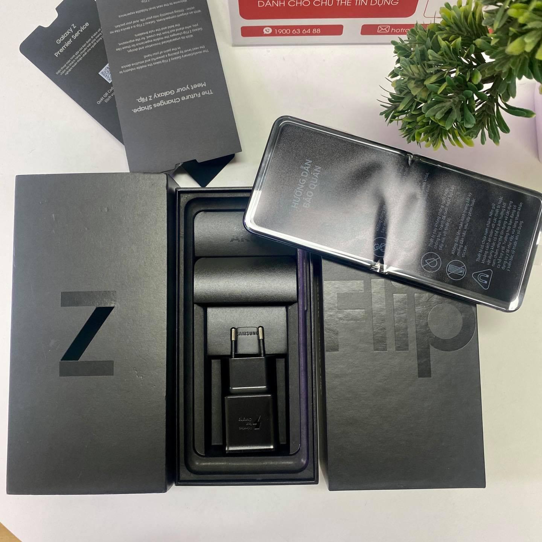 Galaxy Z Flip cũ giá rẻ