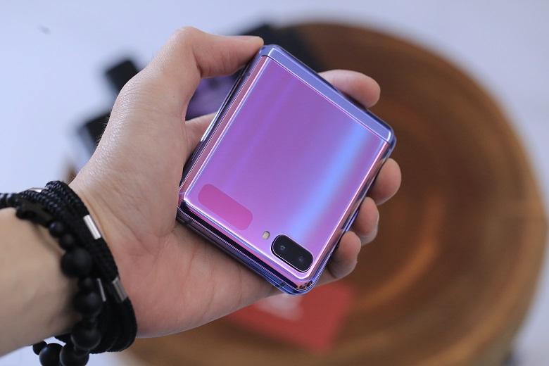 Galaxy Z Flip Hàn Quốc giá rẻ